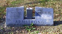 Mary L <i>Braden</i> Armstrong