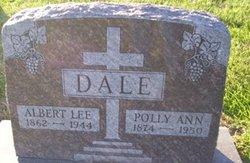 Polly Ann <i>Grooms</i> Dale