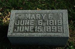 Mary Elizabeth <i>Payne</i> Clifton