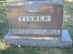 Anna <i>Gibbons</i> Fisher