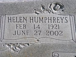 Helen Agatha <i>Humphreys</i> Leek