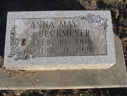 Anna May Beckmeyer