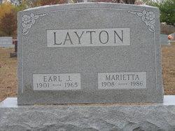 Marietta M <i>Hessler</i> Layton