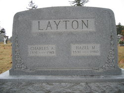 Hazel M <i>McKinley</i> Layton