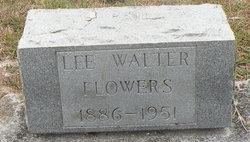 Lee Walter Flowers