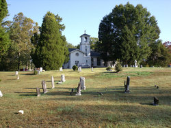 Our Ladys Church at Medleys Neck Cemetery
