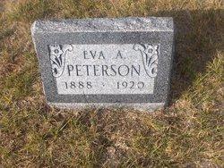 Eva Amanda <i>Gravley</i> Peterson