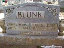 Eugene Alva Blunk