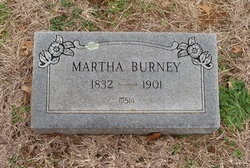 Martha <i>Neeley</i> Burney