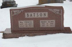 Mary Alma <i>Patton</i> Batson