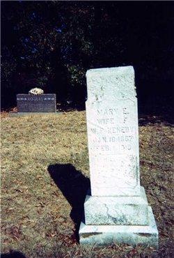Mary Epheps <i>Scott</i> Kennedy