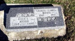 Ellen Elizabeth Ella <i>Showalter</i> Mickle