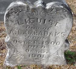 Lieuise Adams