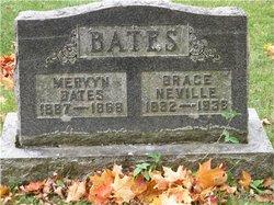 Grace <i>Neville</i> Bates