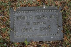 David Quincy Adams, III