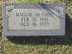 Maggie Mae <i>Pearce</i> Hughen