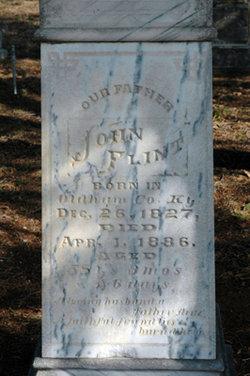 John Jack Flint