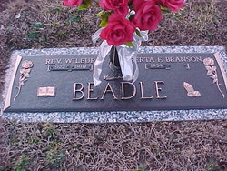 Bertha F. <i>Branson</i> Beadle