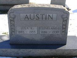 Lulu Lucretia <i>Kennedy</i> Austin