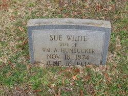 Sue <i>White</i> Hunsucker