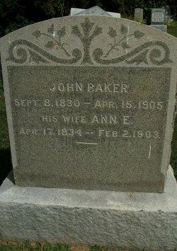 Ann Ellen Baker