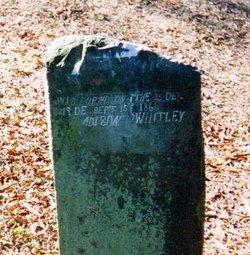 Adison Franklin Whitley