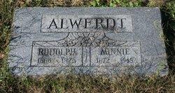 Wilhelmine C. Minnie <i>Marten</i> Alwerdt