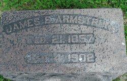 James E Armstrong