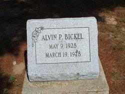 Alvin P. Bickel