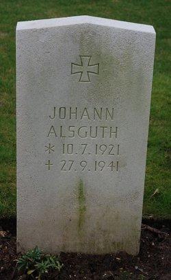 Johann Allsguth