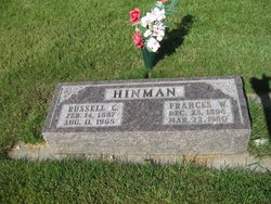 Russell Claude Hinman