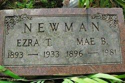 Ezra Tinsley Newman