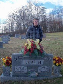 Carl Franklin Leach