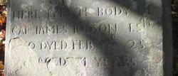 Capt James Judson
