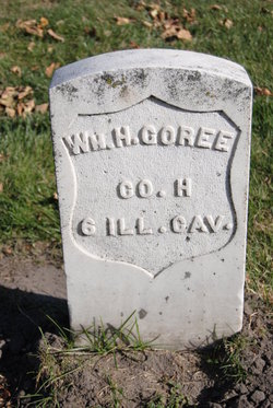Pvt William H. Goree