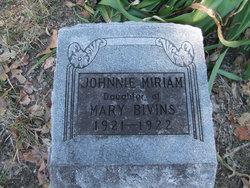 Johnnie Miriam Bivins
