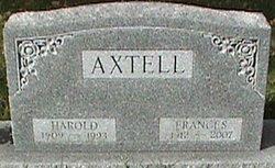 Harold Axtell
