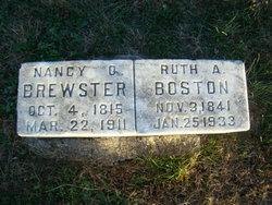 Nancy <i>Green</i> Brewster