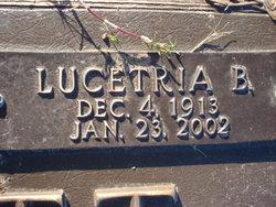 Lucretia <i>Buckley</i> Bennett