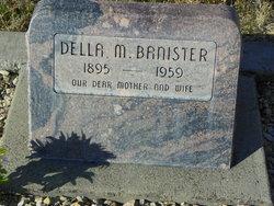 Della <i>McAuliffe</i> Banister