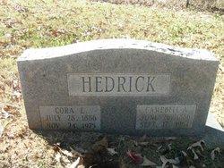 Cora Ella <i>Helms</i> Hedrick