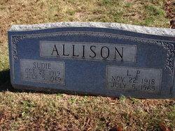 Sudie Mae <i>Thomas</i> Allison