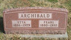 Pearl Archibald