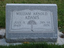 William Arnold Adams