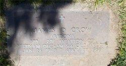 James D Crow