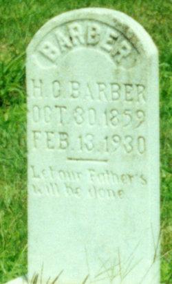 H. C. Barber