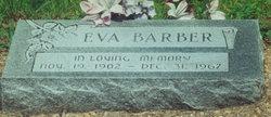 Lena Eva Barber