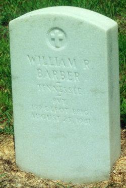 William R. Barber