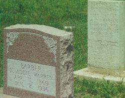 Nancy Adeline <i>Warren</i> Barber