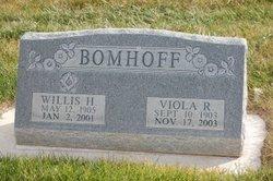 Willis Henry Bomhoff